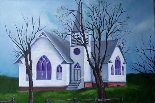 Original Henton Church