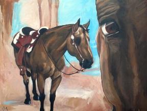 Memorial Horse Portrait